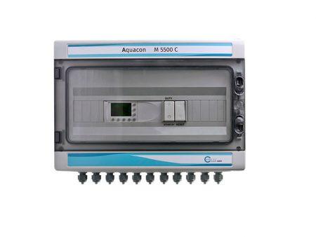 Automatic chlorinator controller AQUACON