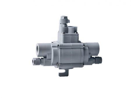 Vacuum switchover