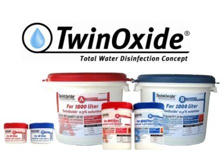 Twinoxide - klordioksid ClO2